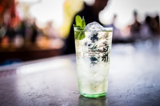 The Hakushu Highball, Japan's most popular serve
