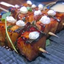 suckling pork yakitori