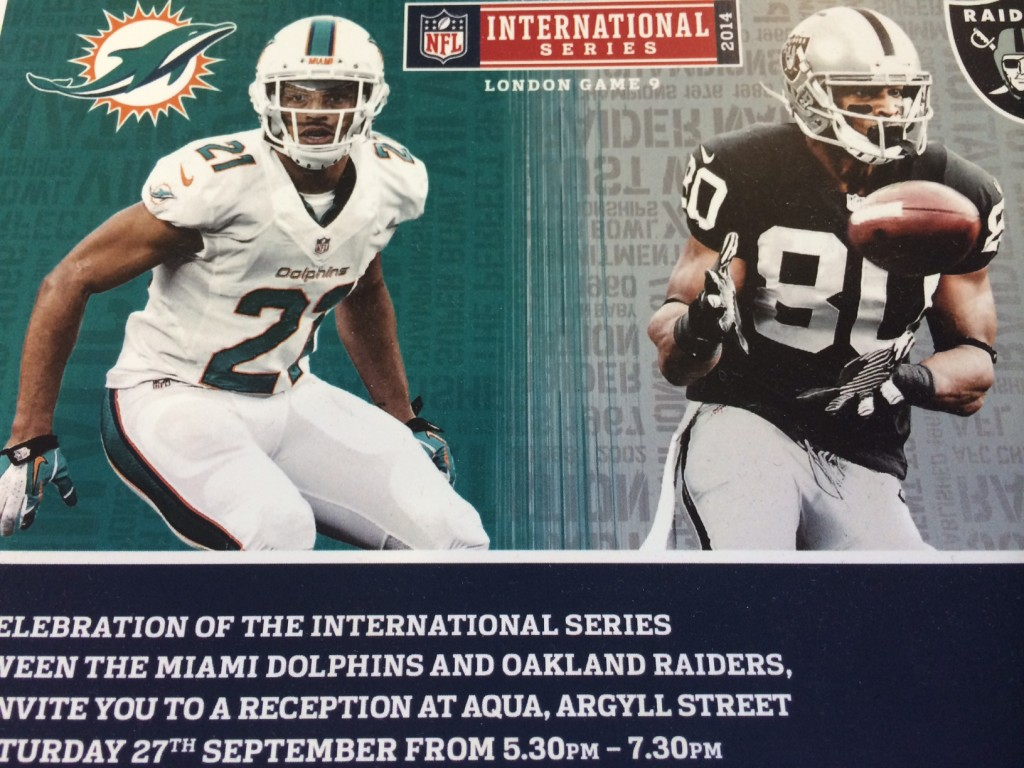 NFL invitation