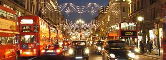 Christmas on regent street 7