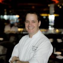 Aqua Kyoto Head Chef Paul Greening  Picture   -  David Bebber
