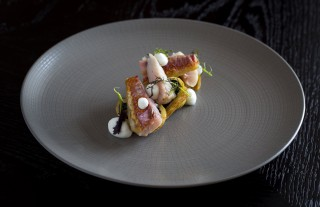 Red Mullet Fillet with Alioli