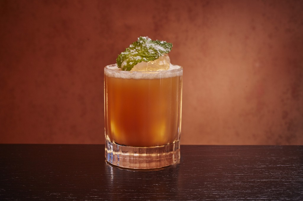Butter & Mint Drop for London Cocktail Week