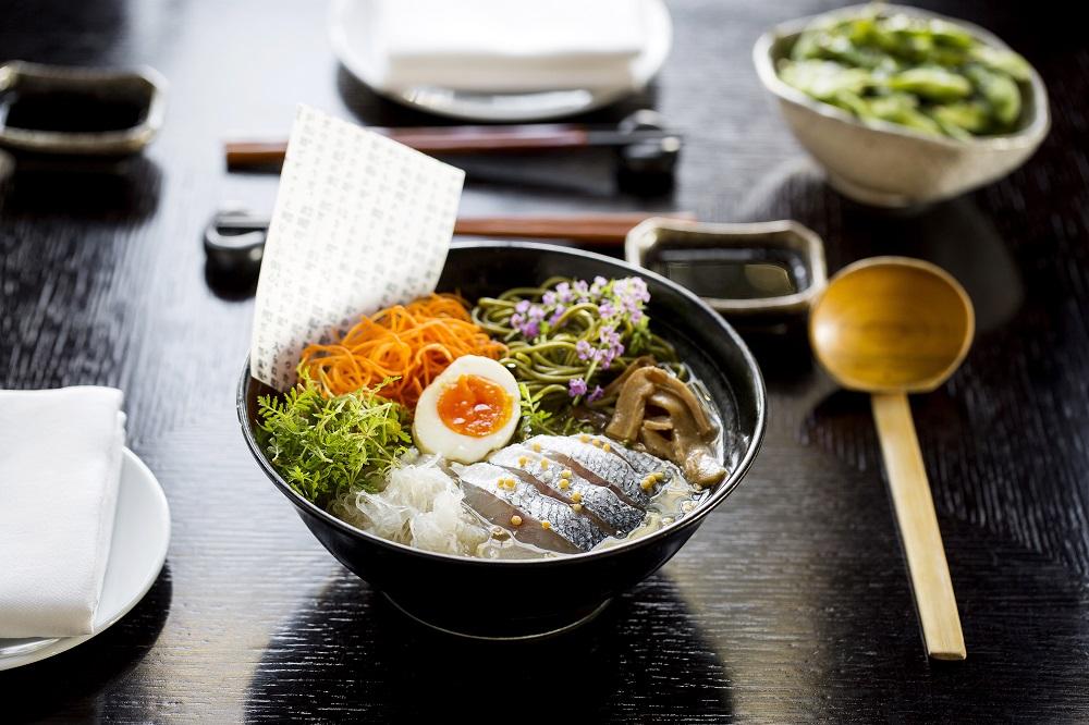aqua kyoto lunch menu and cocktails